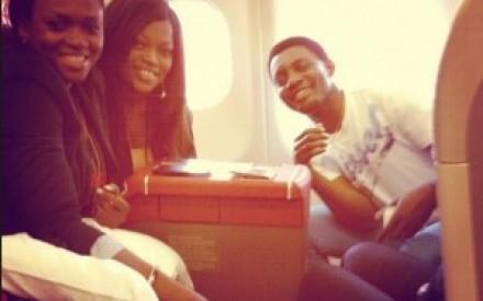 (Photos) Waje, Don Jazzy, AY, Brymo, Ice Prince, others at The Nigeria Entertainment Awards 2012