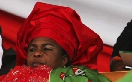 Nigeria's First Lady Hospitalized In Germany