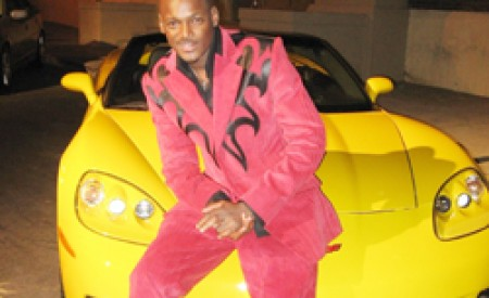 """""""I deserved to be on the forbes' list' – 2face Idibia"""