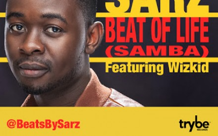 Premiere: Sarz ft Wizkid – Song of Life (Samba) + Download