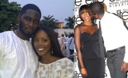 """Can't sleep… I see dead people"": Tiwa Savage's fiance TeeBillz"