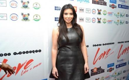 Kim Kardashian Nets $500,000 After 45-minute Appearance In Nigeria
