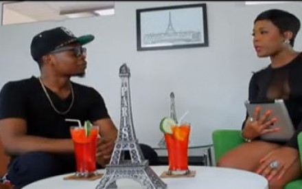 VIDEO: Olamide on SoundCity with Moet Abebe
