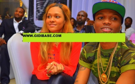 New Pictures of Wizkid and his Girlfriend.