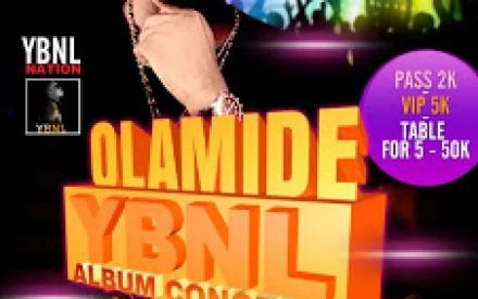 VIDEO : OLAMIDE YBNL CONCERT IN ILORIN ( @olamide_YBNL )