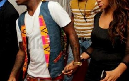 Davido's Girlfriend, Nish Kards is a month pregnant for the pop star