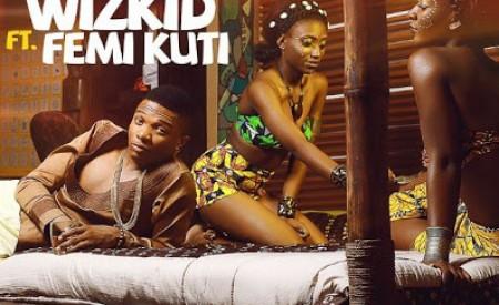 VIDEO: Wizkid and Femi Kuti – Jaiye-Jaiye (Studio Session) + Download