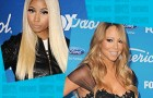 Mariah Carey And Nicki Minaj Leave 'American Idol'