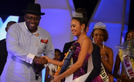 REVEALED!- How Bayelsa Governor Lavished N4 Billion Pension Fund On Miss Nigeria 2013 Beauty Pageant