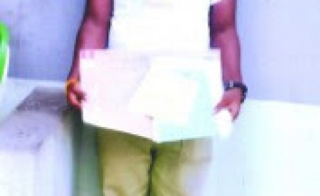 Pics: Fake 'Youth Corper' To Serve In Prison