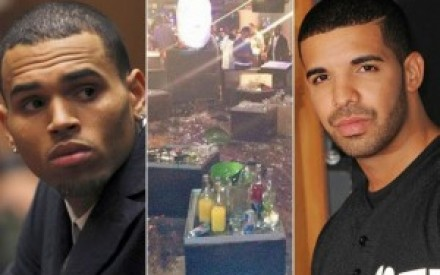 Chris Brown and Drake Finally Reconcile