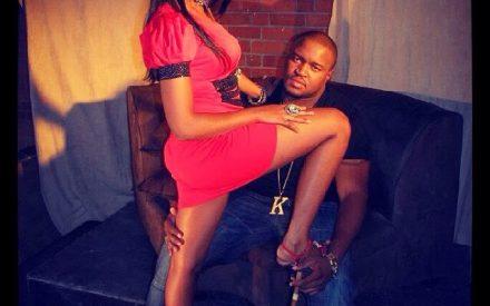 Photo: BBA Dilish Mathews Strikes A Killer Pose With Boyfriend