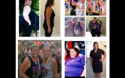 Meet the lady who lost 155lbs because of Britney Spears Work it song and video