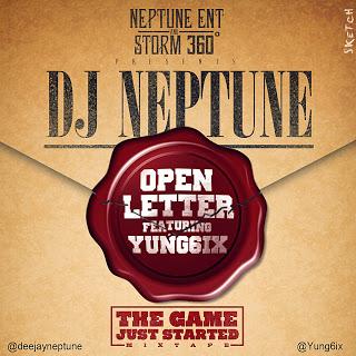 VIDEO- DJ Neptune Ft.Yung6ix - Open Letter - gidibase