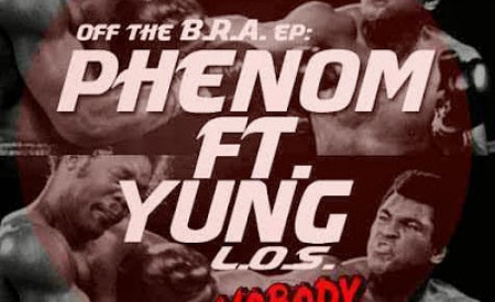 New Music : Phenom feat. Yung (L.O.S) – Nobody Tighter