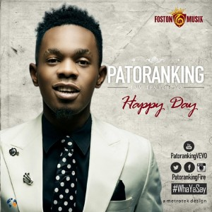 VIDEO: Patoranking – Happy Day