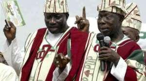 FINALLY! Jonathan replies Obasanjo, says…'I'm Nigeria's best leader'