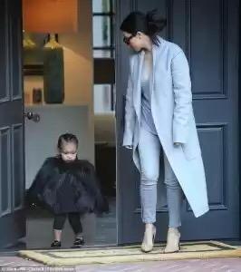 We Don't Want North West to be a Spoilt Brat- Kim Kardashian