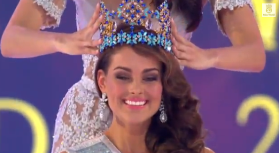 Photos: Miss South Africa wins Miss World 2014 pageant