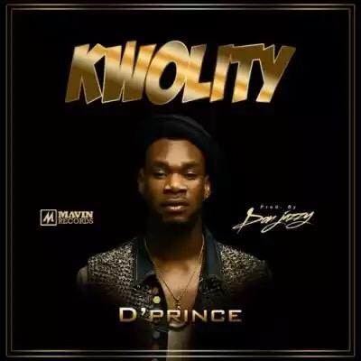 MUSIC : D'Prince – Kwolity (Prod. Don Jazzy)