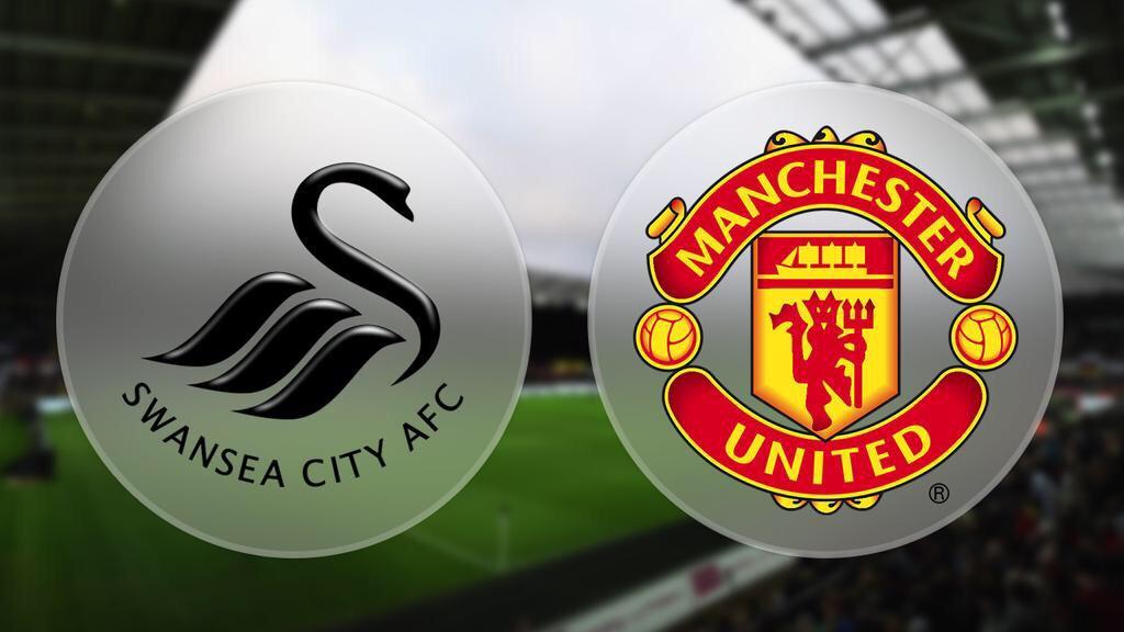 Live stream : Swansea vs Manchester United