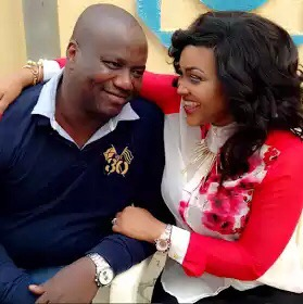 Mercy Aigbe's husband is 50 today…read her beautiful message to him
