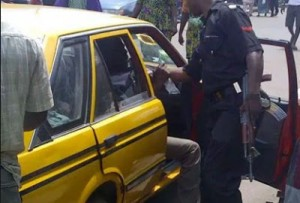"""It's A Mistake"" – Policeman Shoots Wife Dead In Lagos"