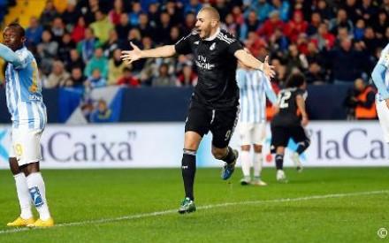LIVE STREAM : Málaga V Real Madrid