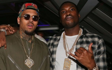 NEW MUSIC :  Meek Mill – All I Wanna Do Ft. Chris Brown