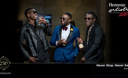 "VIDEO : ""Hennessy No be Water"" ft. Burna Boy, Vector and Praiz"
