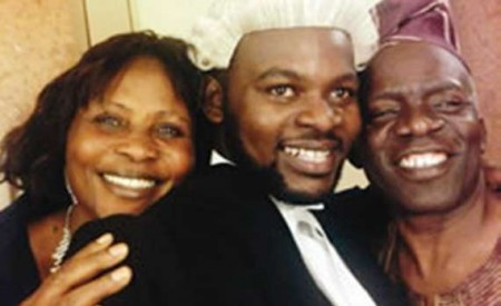 Femi Falana Finally Speaks On Why He Let His Son, Falz Leave Law For Music