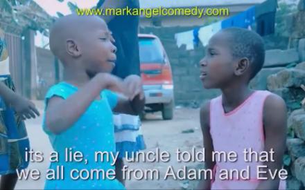 New Comedy Video : Emanuella – I'll Beat You