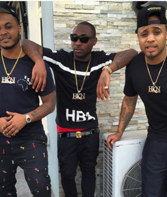 After All I Did For You, You No b**w – Disgusted Davido Blast B-Red And Sina Rambo