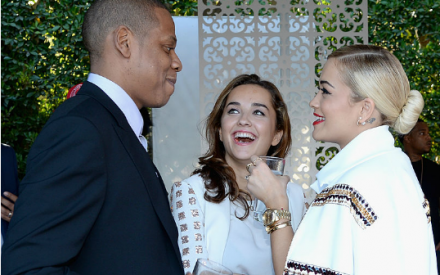 Rita Ora Responds To Accusations That She Is Having Affair With Jay-Z