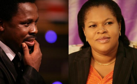 #Panamapapers: I Have No Foreign Account Or Company, TB Joshua Insists
