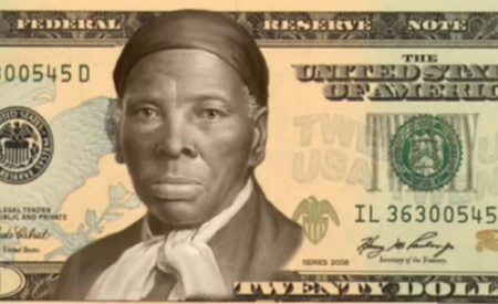 Black Woman to Replace Face of American President on $20 Bill
