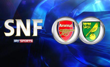 LIVE STREAM : Arsenal v Norwich #AFC