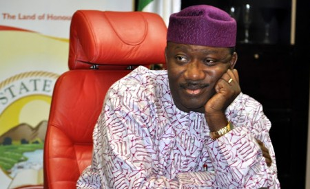 Nigeria loses 100kg of gold daily – Fayemi