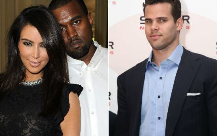 Kim K Marrying Another Man Forced Kanye West To Get His First Mobile Phone!