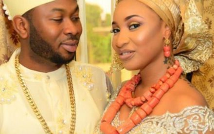 'Happiness is a choice and the Key' – actress, Tonto Dikeh
