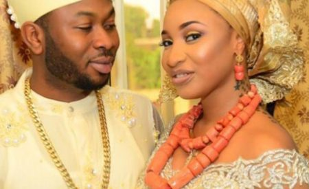 Tonto Dikeh Says 'I'm Dangerously In Love With My Husband' – Here's Why