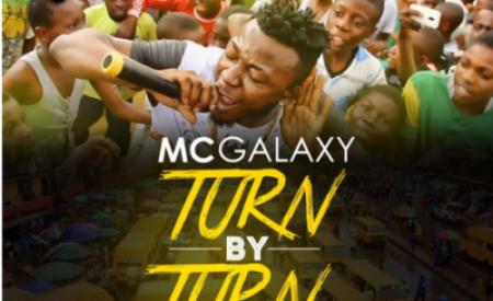 New Music : MC Galaxy – 'Turn By Turn'