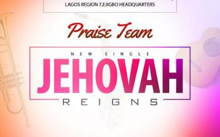NEW MUSIC: MFM Praise Team – 'Jehovah Reigns'