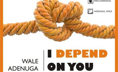 NEW MUSIC: Wale Adenuga – 'I Depend On You'