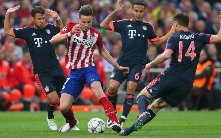 LIVE STREAM : Bayern Munich v Atletico Madrid