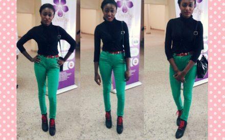 "Exclusive: Meet Our Female Face of the Week ""Olatunbosun Omomayowale Opeyemi"""