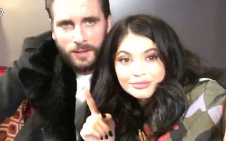 Kylie Jenner Spotted With Her Sister's Ex, Scott After Tyga-Breakup