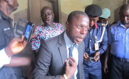Pastor Caught With Charms In Akure As He Goes About Offering Free Fried Meat
