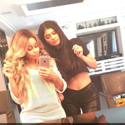 Rob Kardashian Reacts To Kylie Jenner And Blac