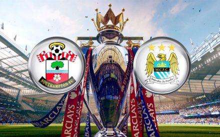 LIVE STREAM :  Southampton v Manchester City
